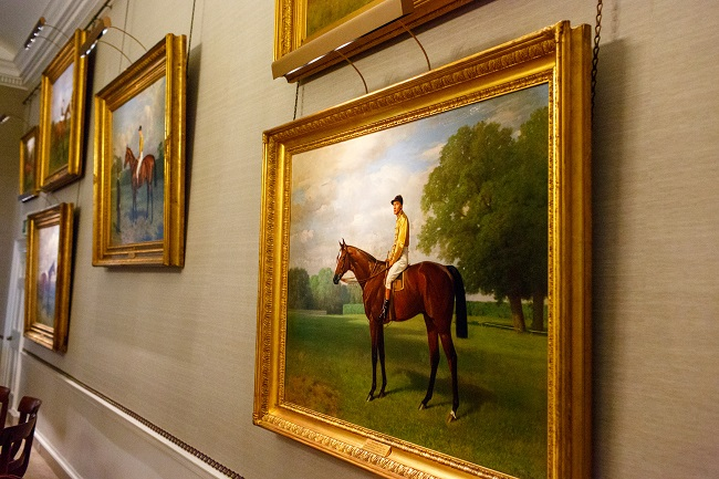 Discover Newmarket Painting