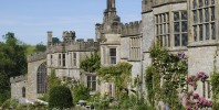 Haddon Hall enchanting visitors with its beauty and atmosphere