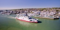 CRUISE TO THE ISLE OF WIGHT WITH RED FUNNEL FERRIES