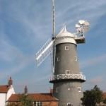 Bircham Windmill Portrait