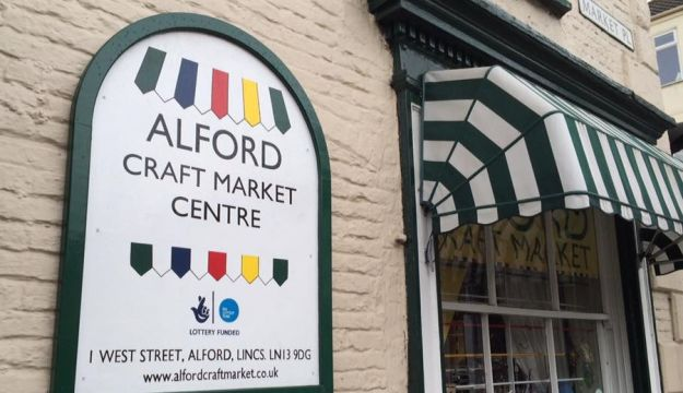 Alford Craft Market, a shopping gem in Lincolnshire
