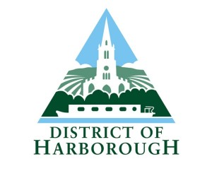 Harborough Town Council Logo
