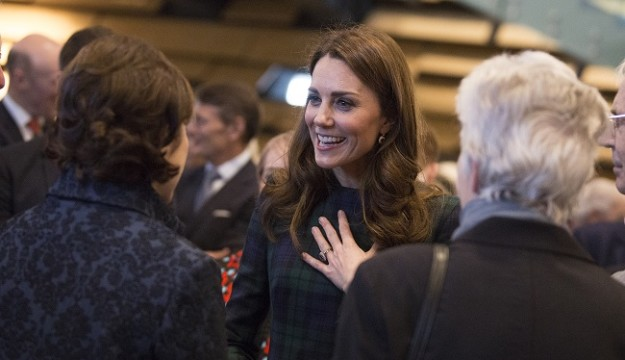 Duke and Duchess of Cambridge officially open V&A Dundee