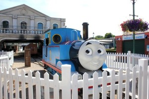 Drayton Manor Thomas Land