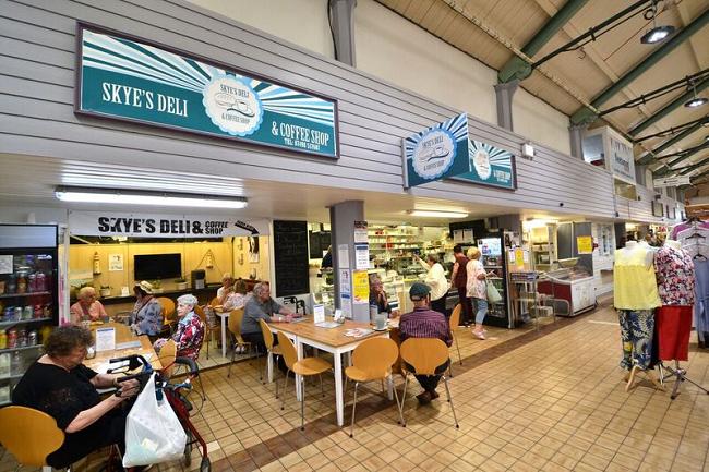 Fleetwood Market Skyes Deli