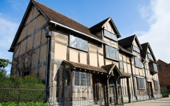 SBT © Shakespeare's Birthplace