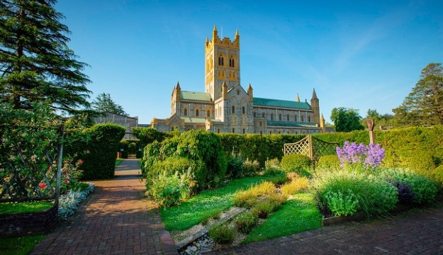 Experience Serenity where monastic history comes alive at Buckfast Abbey