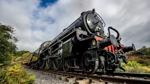 Annual Steam Gala, North York Moors, Railway , Pickering, North Yorkshire, UK