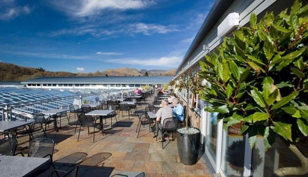 Hayes Garden World, Ambleside, The perfect Lake District Coach Venue – whatever the weather!