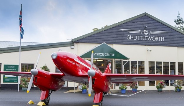 The Shuttleworth Collection & Swiss Garden, one of Bedfordshire's best-loved visitor attractions