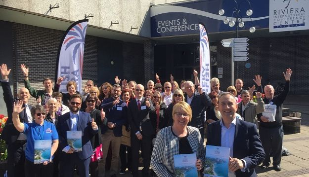 English Riviera Welcomes Travel Trade, Business Improvement District Showcases Resorts