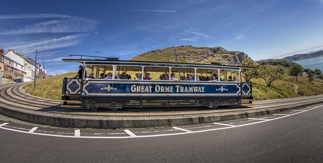 Great Orme Tramway -0061