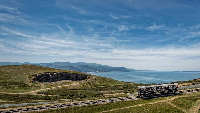 Great Orme Tramway -0144 - Crop