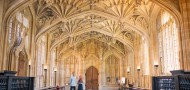 The Bodleian Library at the University of Oxford