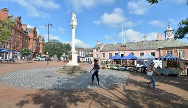 Visit historic Carlisle in 2020…