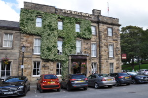 The Old Hall Hotel Buxton