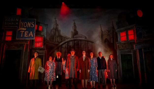 ACCLAIMED UK TOUR OF HELEN FORRESTER'S  BY THE WATERS OF LIVERPOOL CUT SHORT DUE TO COVID-19 OUTBREAK IS TO BE RE-SCHEDULED