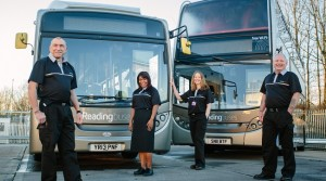 READING BUSES DRIVERS ARE 'HEROES'