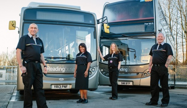 Reading Buses are 'Good to Go'