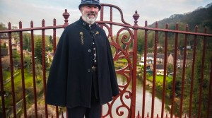 Victorian singing policeman 'humbled' by votes for national tourism award