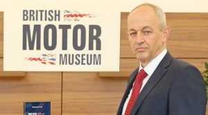 British Motor Museum appoints new Managing Director