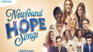 West End stars perform NEWFOUND HOPE SONGS, written during lockdown for NHS Charities Together