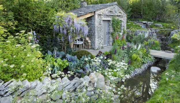 Welcome to Yorkshire Chelsea Garden Wins  BBC RHS People's Choice Award as Garden of the Decade