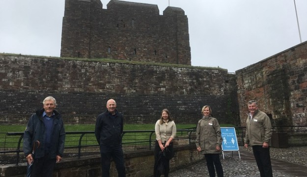 Cumbria's tourism businesses praised  by MPs during weekend county-wide tour