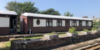 £250,000 National Lottery funding  to restore historic Railway Pullman Camping Coaches