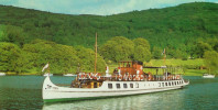 Windermere Lake Cruises' oldest surviving vessel given new navigation bridge for 130th birthday year