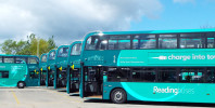 Frontline heroes nominated for bus company awards