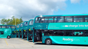 OVER £2,000 FOR CHARITY OF THE YEAR – AND THE READING BUSES FUNDRAISING GOES ON