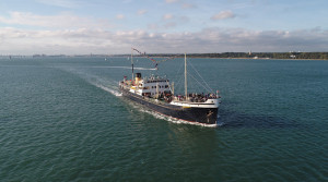 God's House Tower added to attractions on Southampton's  Steamship Shieldhall's group packages
