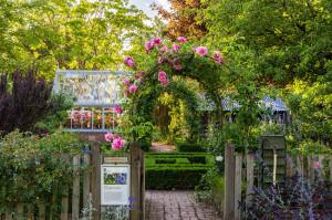 Cottage Garden at Barnsdale Gardens