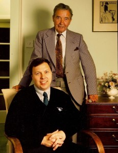 Dick and Felix Francis