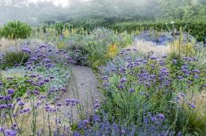 Mediterranean Garden at Barnsdale Gardens